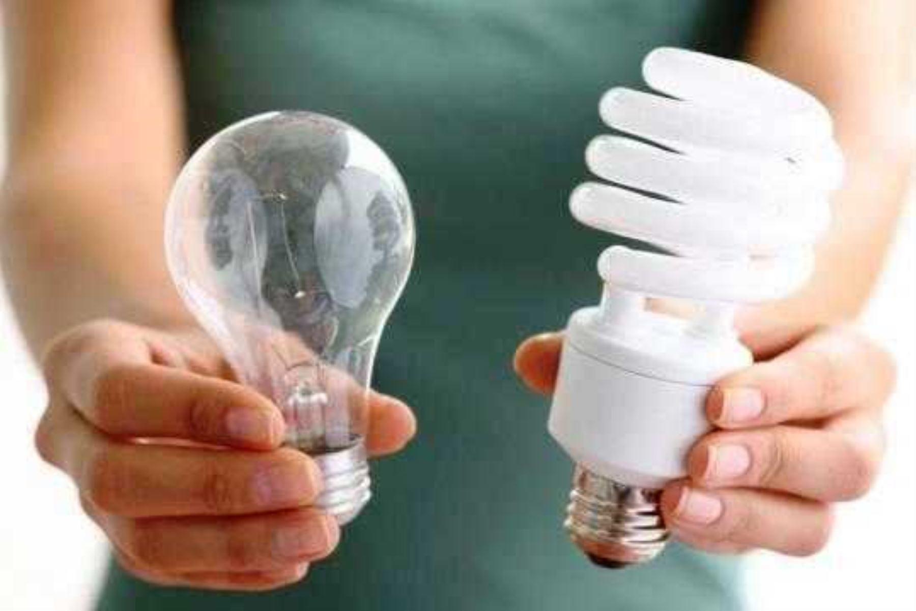 Hora del Planeta: cómo usar la energía de manera eficiente. Foto: ANDINA/Difusión.