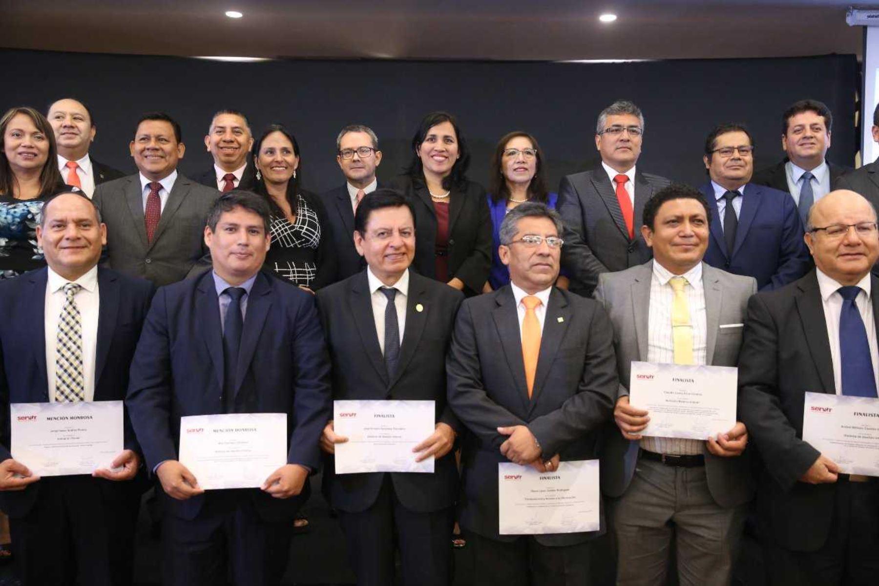 Dos UGEL de Lima ganan concurso de Buenas Prácticas de Gestión Pública. Foto: ANDINA/Difusión.