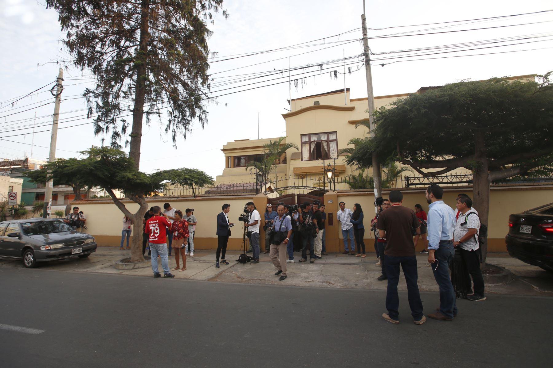 Mediante un comunicado, la Conferencia Episcopal Peruana expresó su pesar por la muerte del expresidente Alan García. Foto: ANDINA/Archivo/Nathalie Sayago