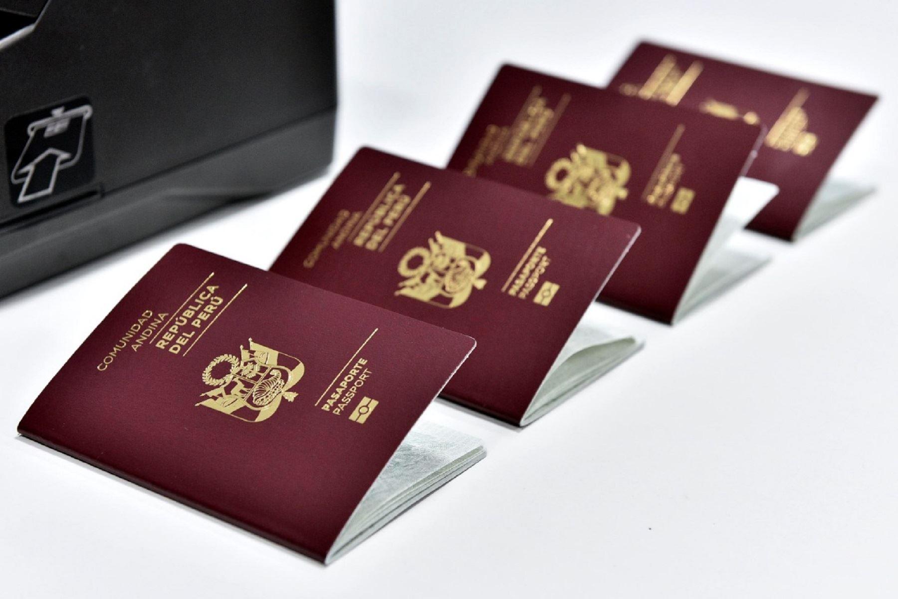 Ratifican certificación de seguridad del Pasaporte Electrónico  Foto: Migraciones