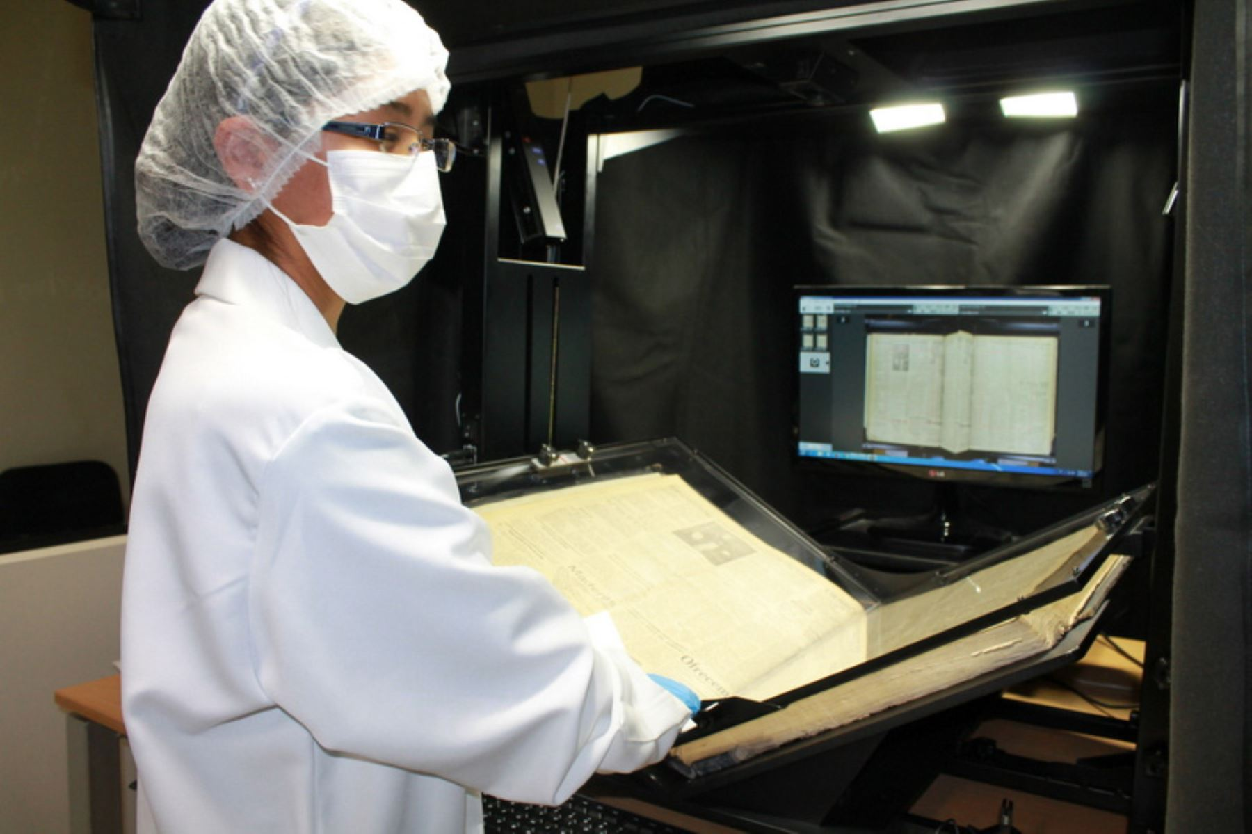 Los archivos digitales de los diarios El Republicano y La Bolsa, que circularon en los siglos XIX y XX en Arequipa, fueron entregados hoy a la biblioteca municipal y al Seminario San Jerónimo.