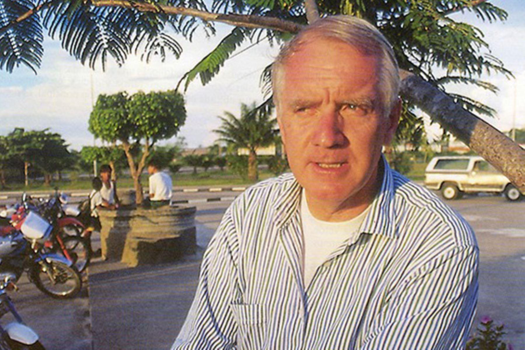 El religioso británico Paul McAuley fue encontrado muerto hoy en la Comunidad Estudiantil Intercultural La Salle, en Loreto.