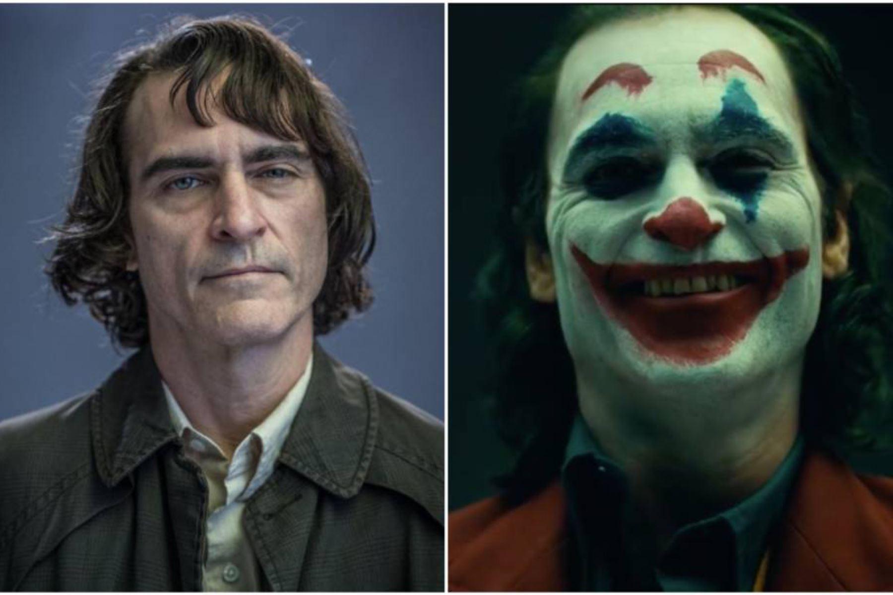 Joaquin Phoenix maquillado como Joker divide a la gente.