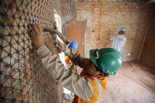 Ministerio de Vivienda, Construcción y Saneamiento transfiere más de S/ 3 millones para bono contra riesgos sísmicos. ANDINA/Difusión