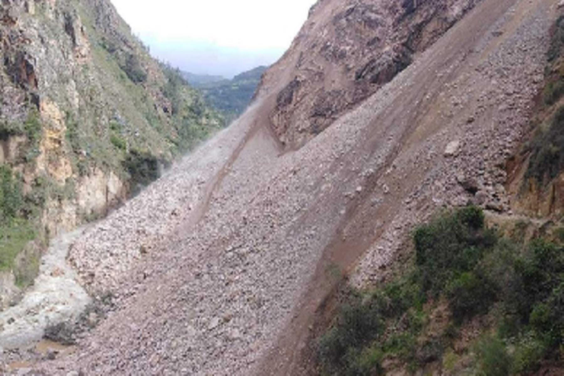 La provincia de Pomabamba, en Áncash, continuará en estado de emergencia por los daños ocasionados por las lluvias intensas. Foto: ANDINA/Difusión
