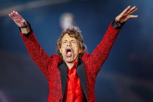 """Rolling Stones lanzan el nuevo tema inédito """"Criss Cross"""" . AFP"""