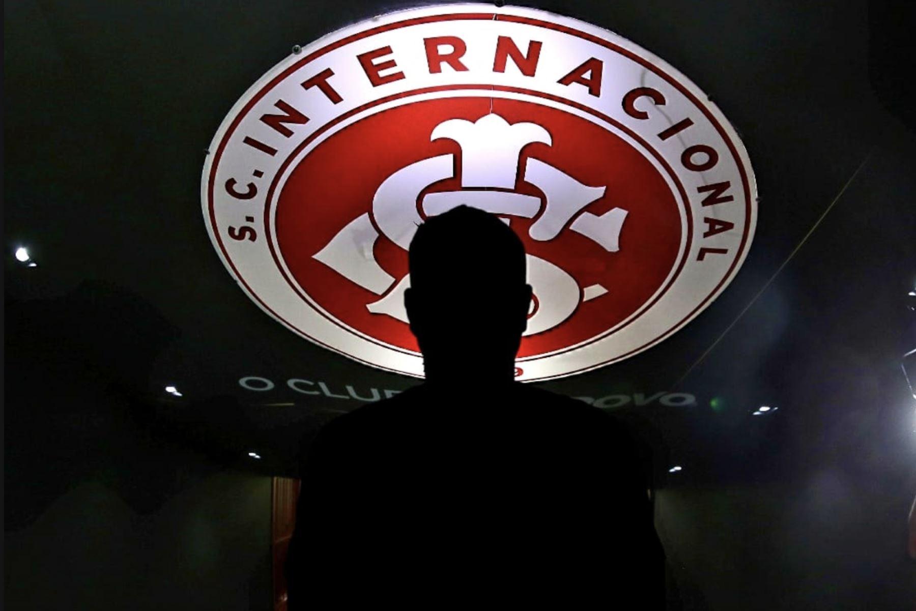 Hoy es el retorno de Paolo Guerrero a las canchas, con su nuevo equipo, Internacional de Porto Alegre.Foto:Difusión