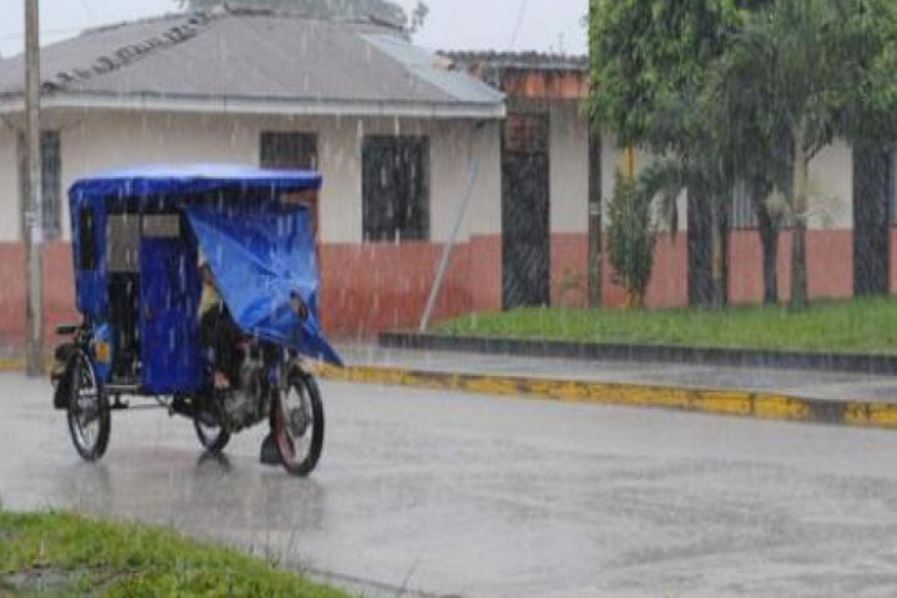 La temperatura descenderá en las regiones de Madre de Dios y Ucayali, así como en la selva alta de Pasco, Junín y Cusco. Foto: ANDINA/Archivo