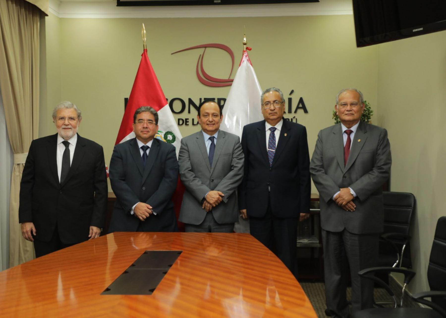 Comisión Especial de la Junta Nacional de Justicia (JNJ) aprueba su reglamento