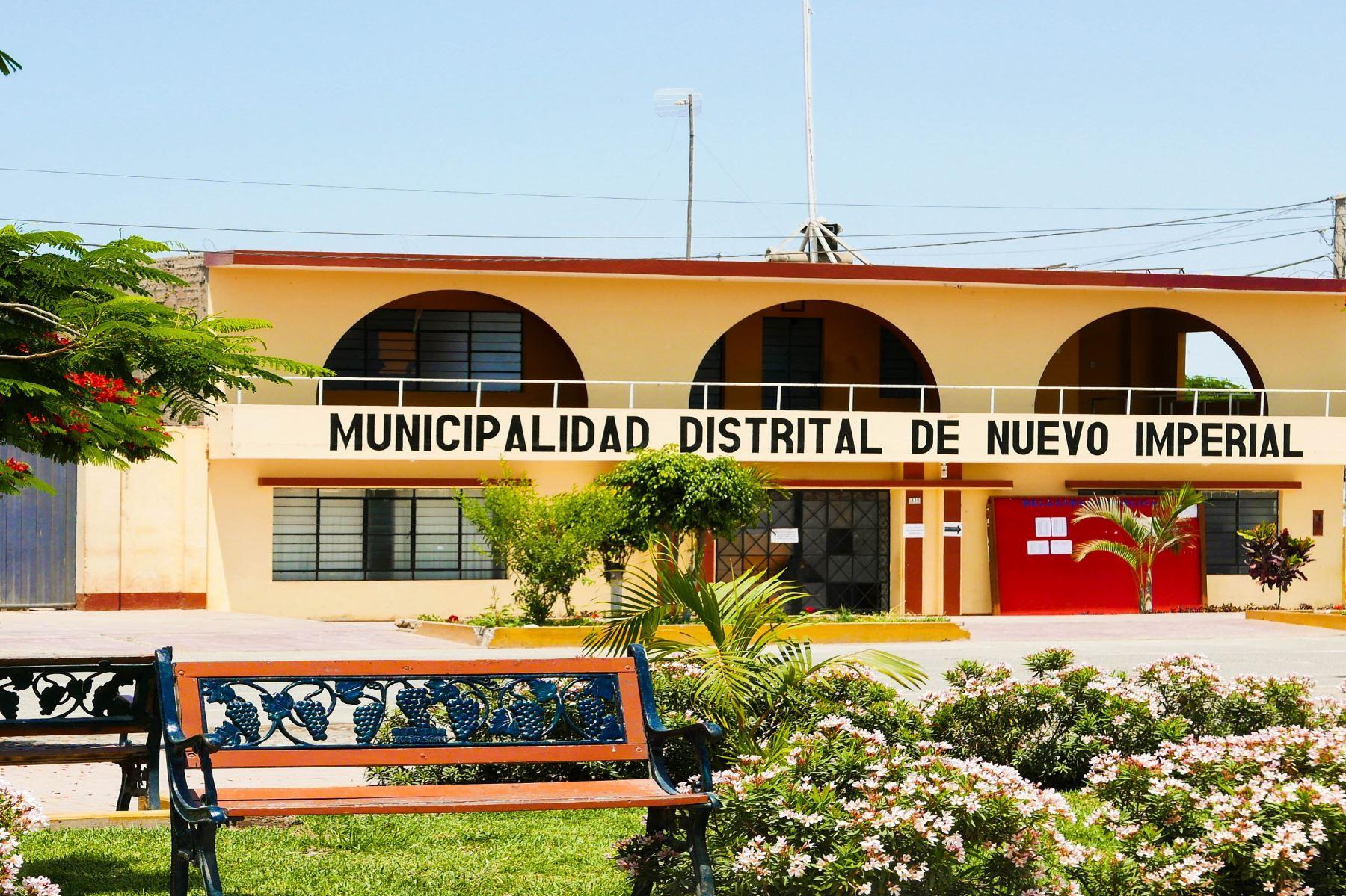 Mejorarán servicios de saneamiento en centros poblados del distrito de Nuevo Imperial, en Cañete, región Lima.