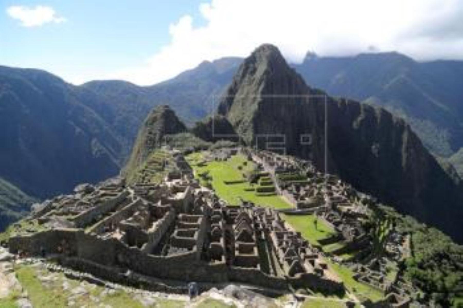 Promoverán la Marca Machu Picchu en Estados Unidos. Foto: Efe.