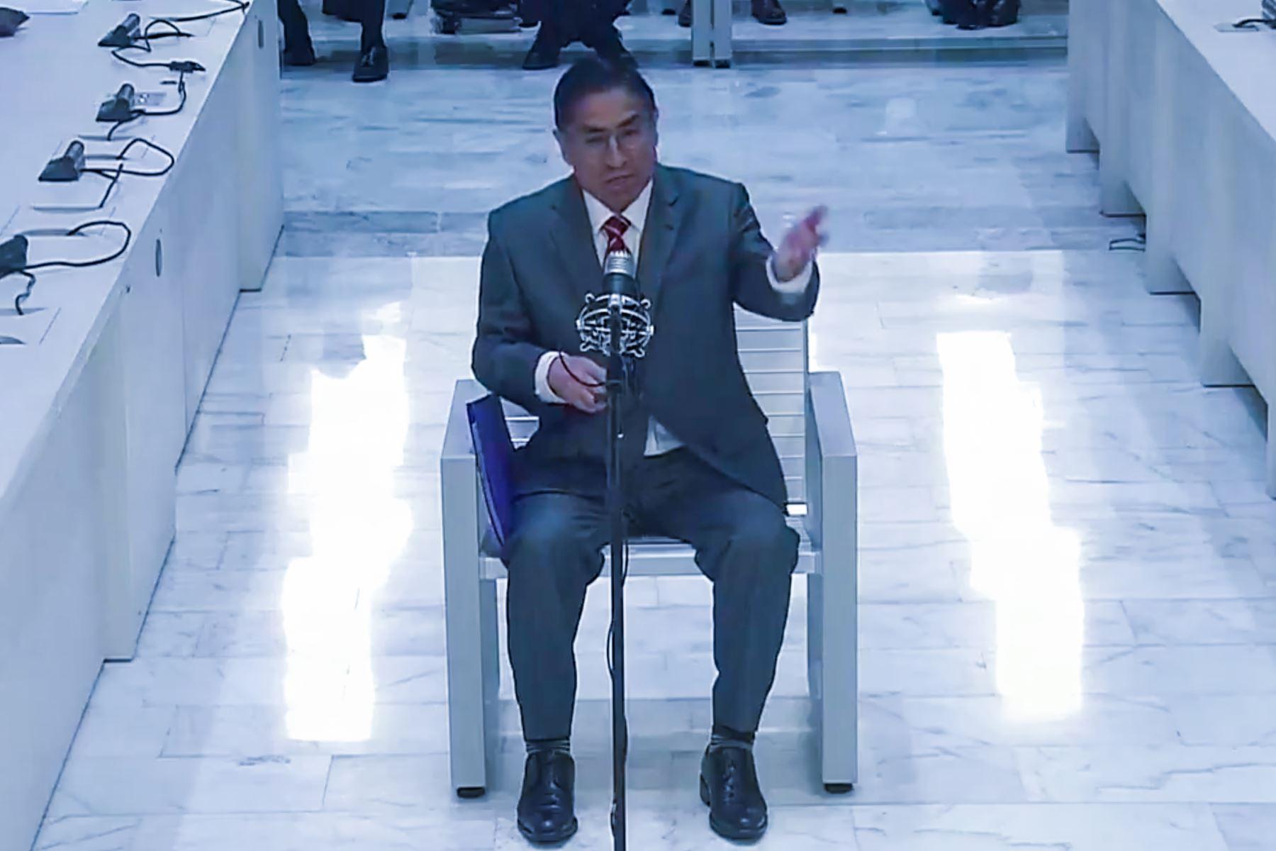 Foto: Captura TV.