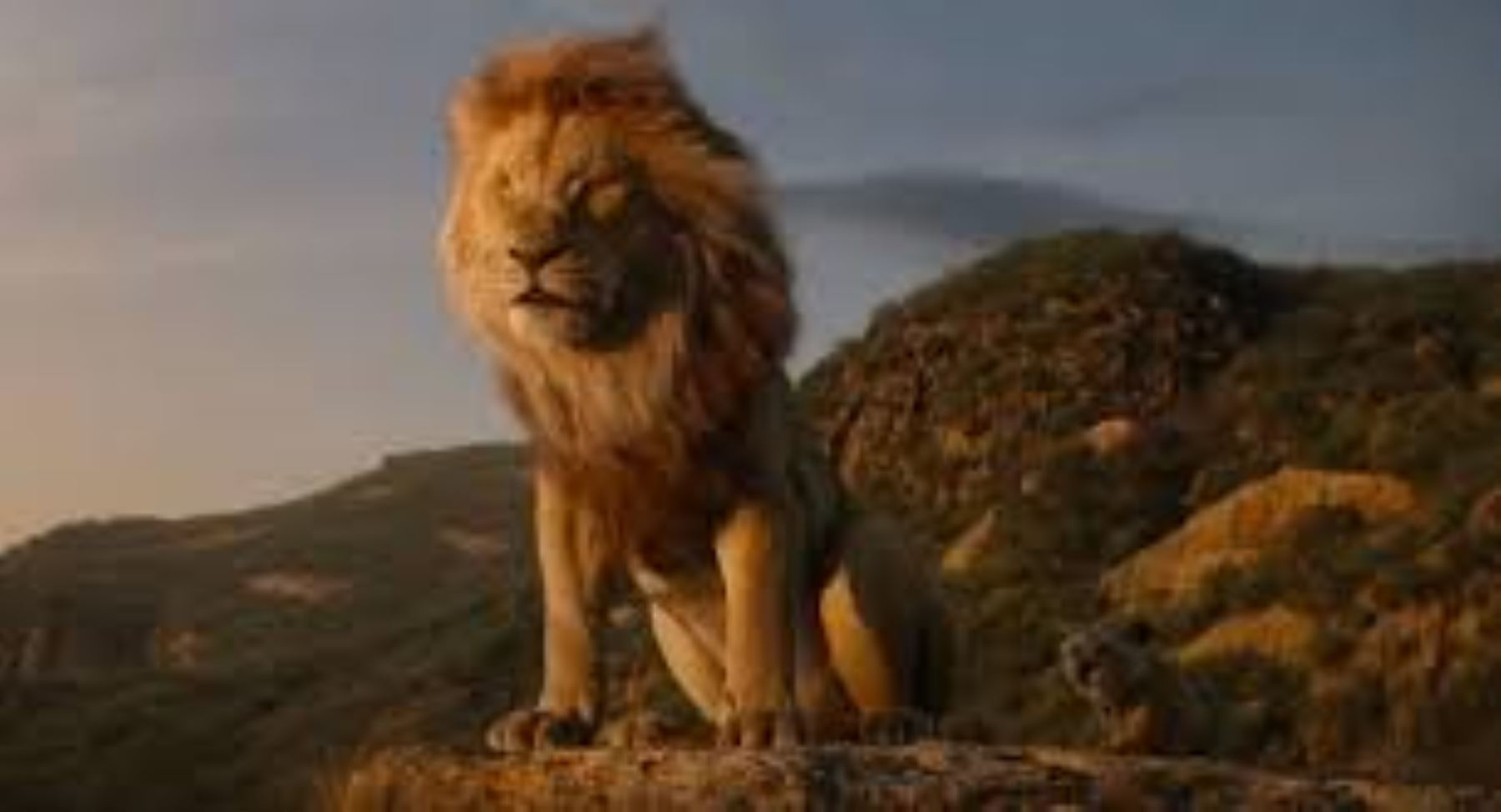 """Se conocieron las primeras escenas de """"El Rey León""""."""
