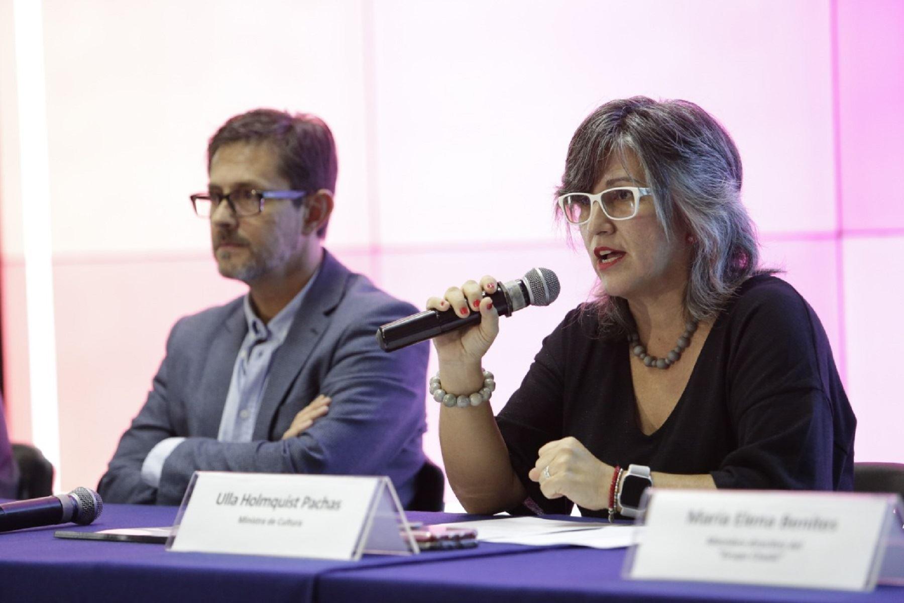 Financiarán con más de S/. 23 millones iniciativas de las industrias culturales Foto: Ministerio de Cultura