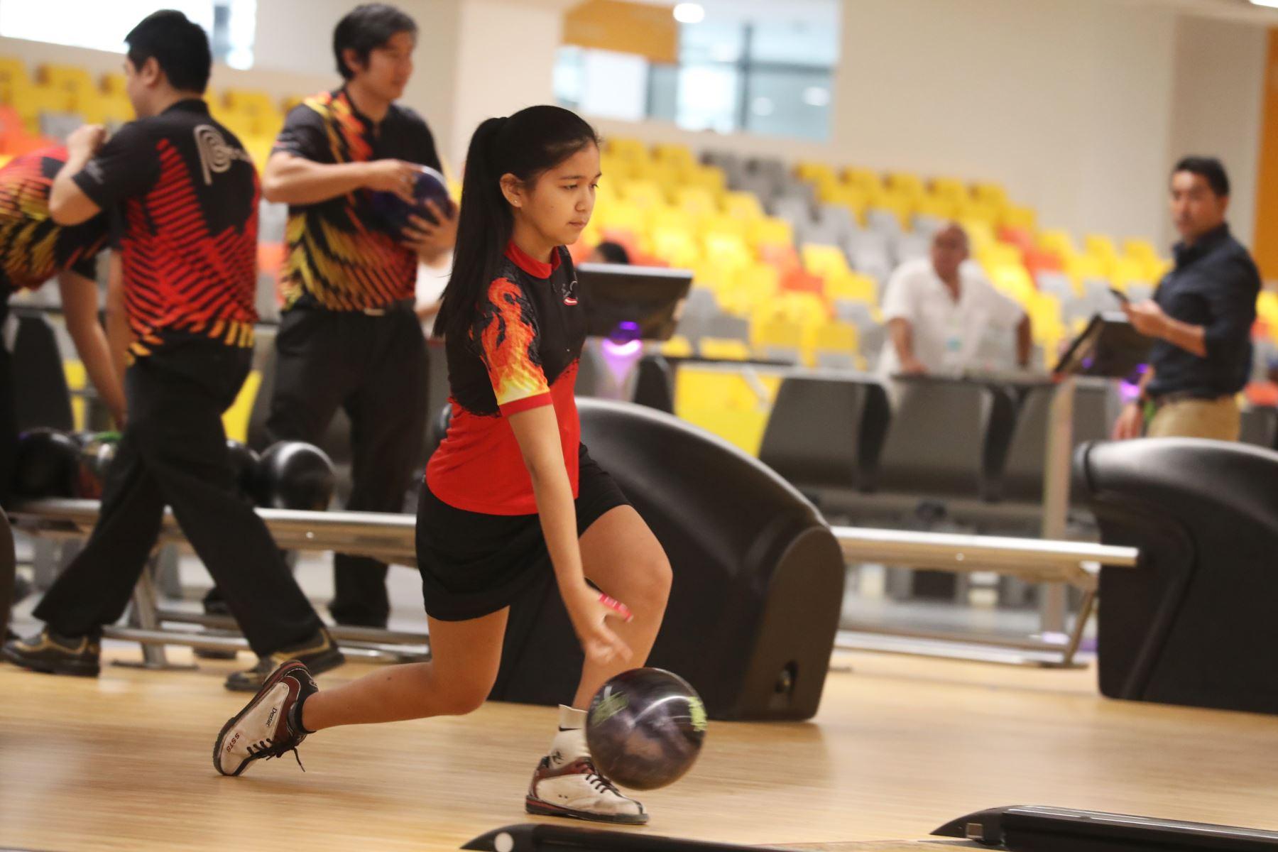 16 paises pertenecientes a Panam Sports participarán, teniendo así a 64 de los mejores jugadores de Bowling de América. Foto: ANDINA/Melina Mejía