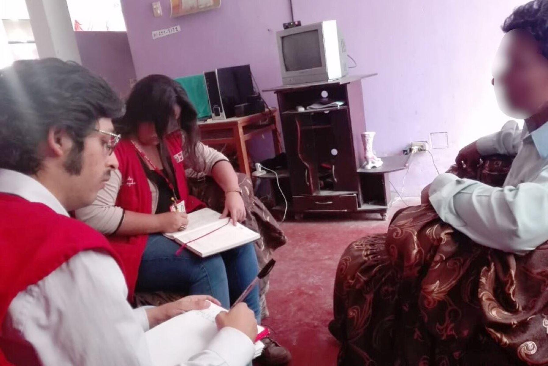 Los Olivos: mujer de 20 años fue asesinada en su vivienda por expareja. Foto: ANDINA/Difusión.