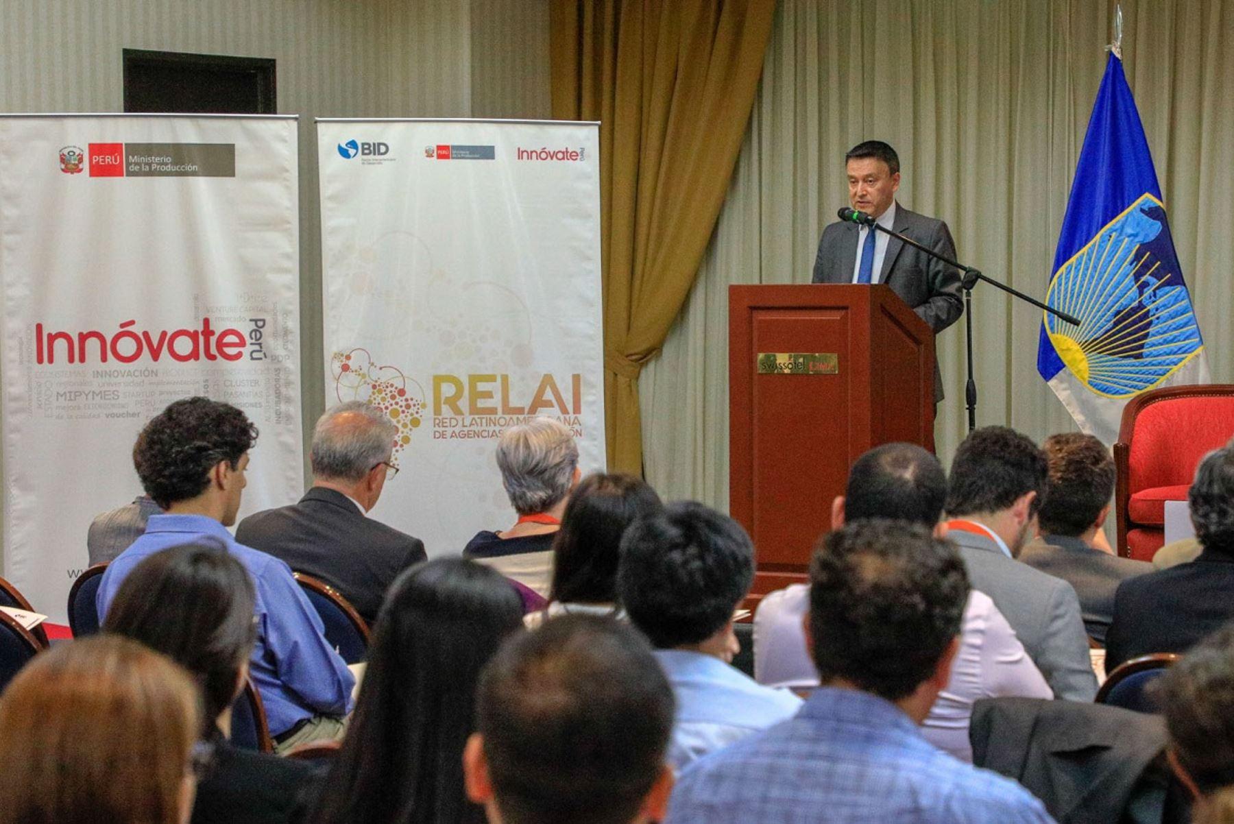 Viceministro de Mype e Industria, Óscar Graham. Foto: Cortesía.