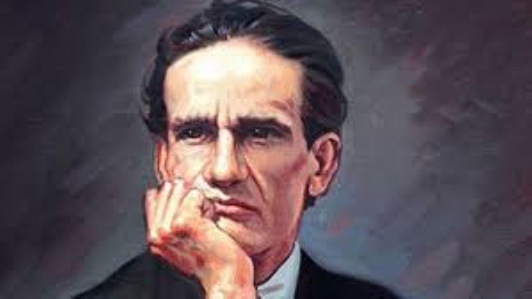 César Vallejo siempre presente, a través de su obra.