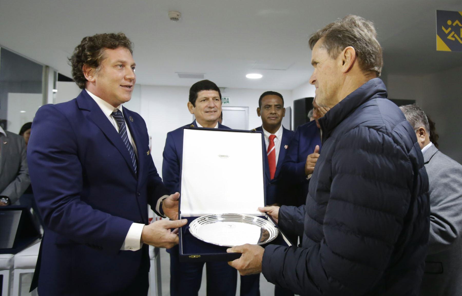 Lima 2019 recibió reconocimiento de la CONMEBOL y la FPF