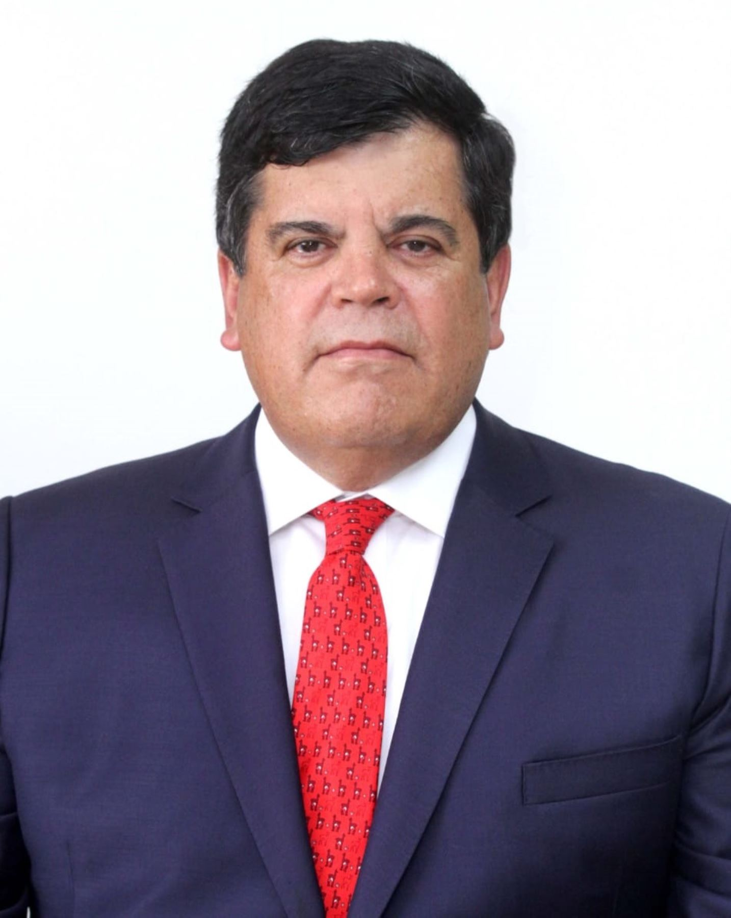 Nuevo presidente de Petroperú, Carlos Eduardo Paredes Lanatta.