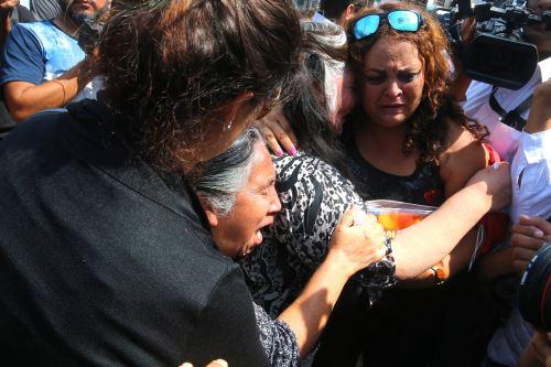 Apristas lamentan la muerte del expresidente Alan García