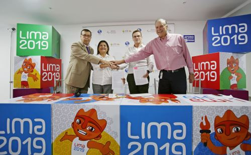 Lima 2019: Hacen entrega de Villa Regional del Callao para los Juegos Panamericanos