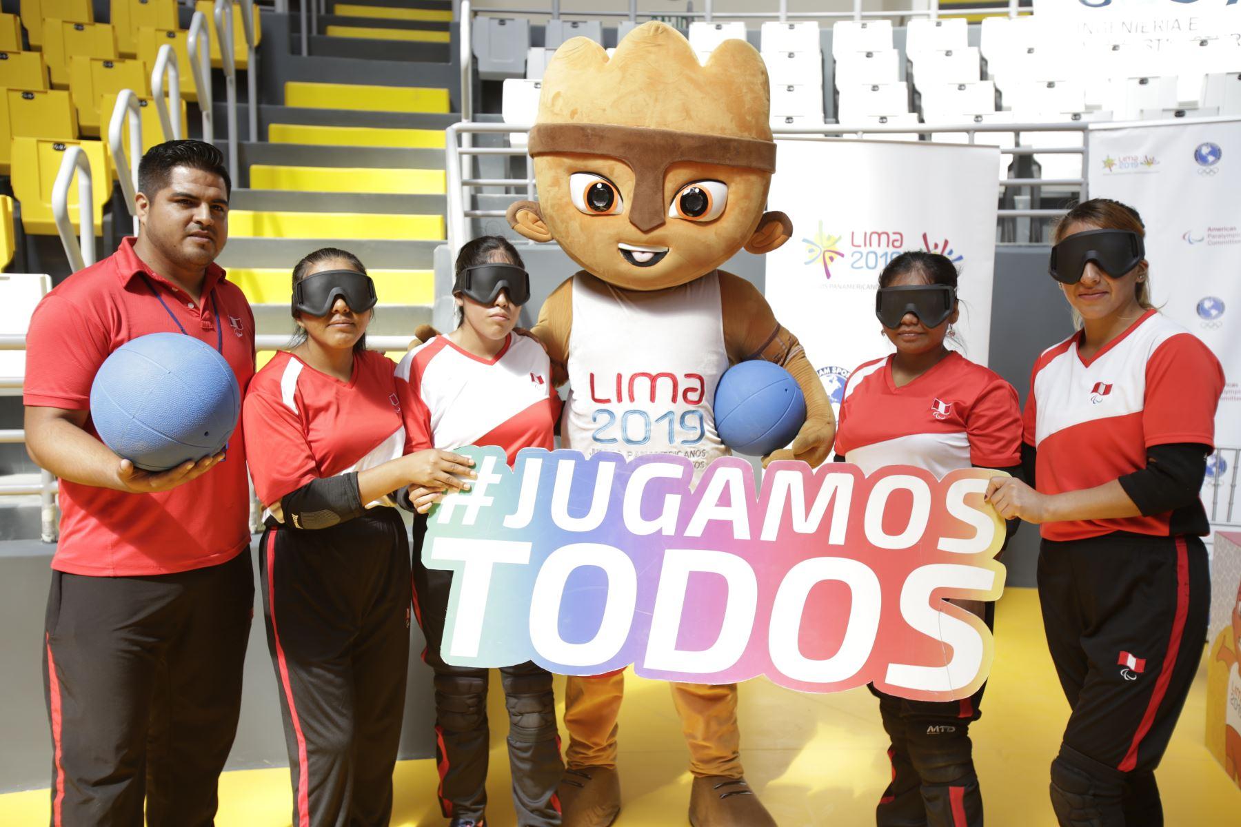 El Coliseo Miguel Grau del Callao fue remodelado para albergar a 2 mil 400 espectadores y será completamente accesible para las personas con discapacidad.Foto: ANDINA/Lima 2019