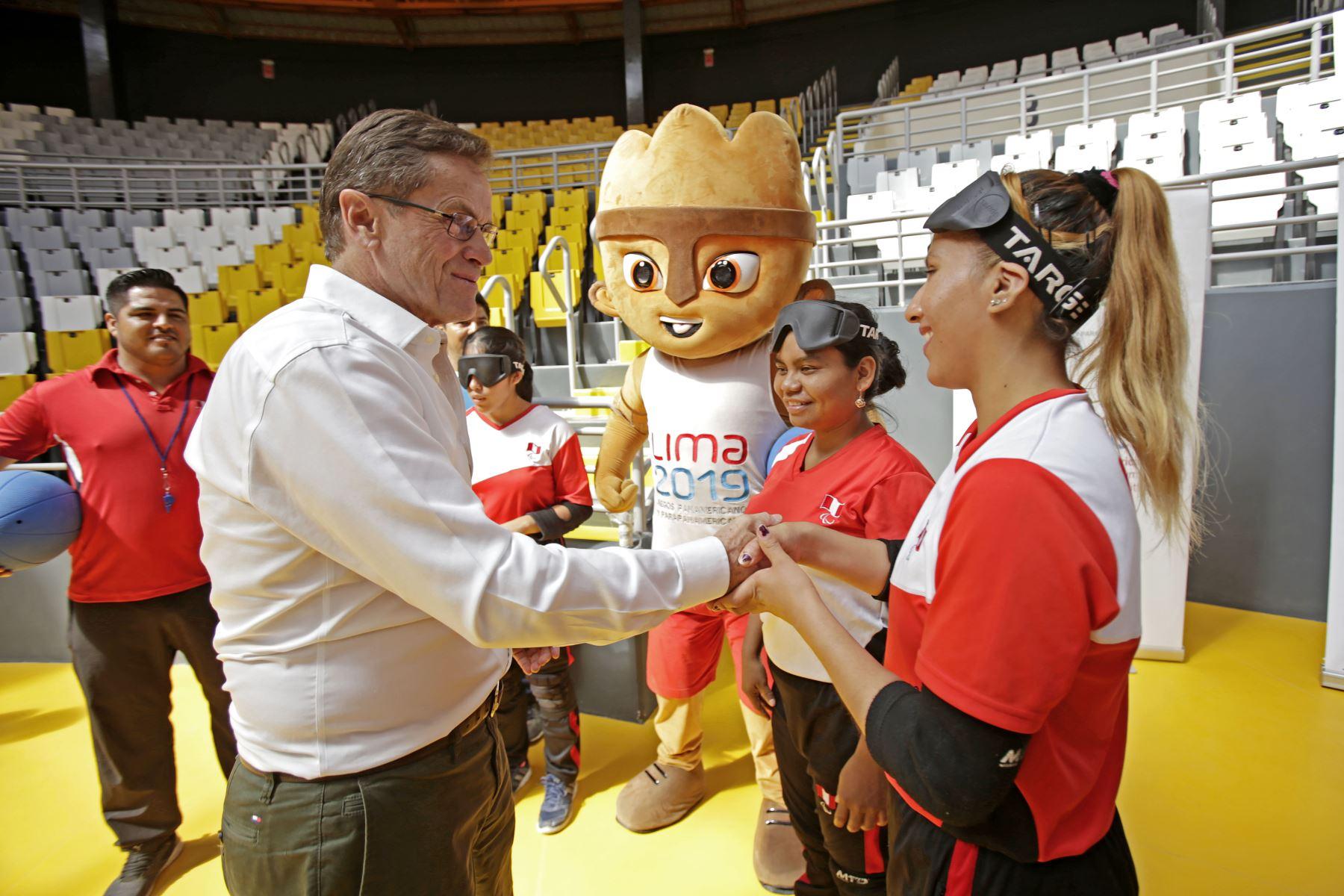 Lima 2019 entrega la Villa Regional del Callao, a 100 días de los Juegos Panamericanos. Foto: ANDINA/Lima 2019