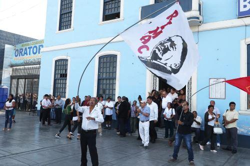 Foto: ANDINA/Melina Mejía.