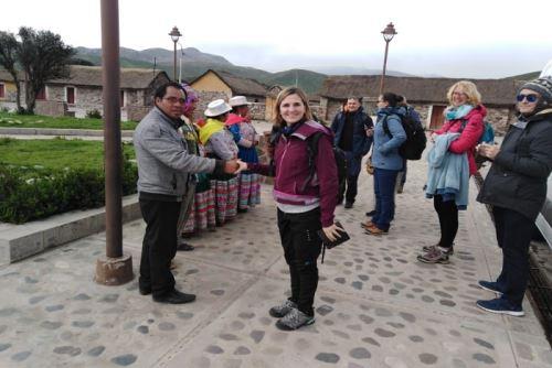 Se prevé un mayor flujo de turistas al Perú. Foto: ANDINA/Difusión.