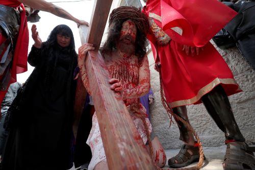 Celebraciones de Semana Santa en el mundo.