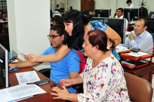 Promueven igualdad de oportunidades entre hombres y mujeres en sector Interior. Foto: ANDINA/Difusión.