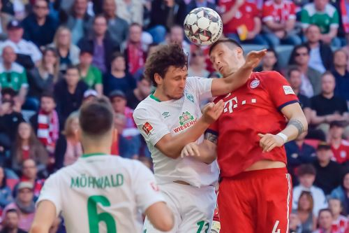 Bayern Munich ganó  1 a 0 al Werder Bremen por la liga alemana