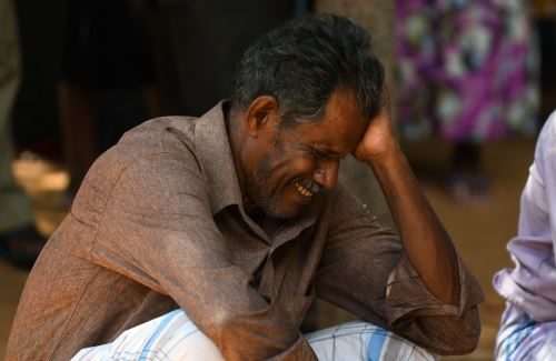 Tragedia en día de Pascua en Sri Lanka