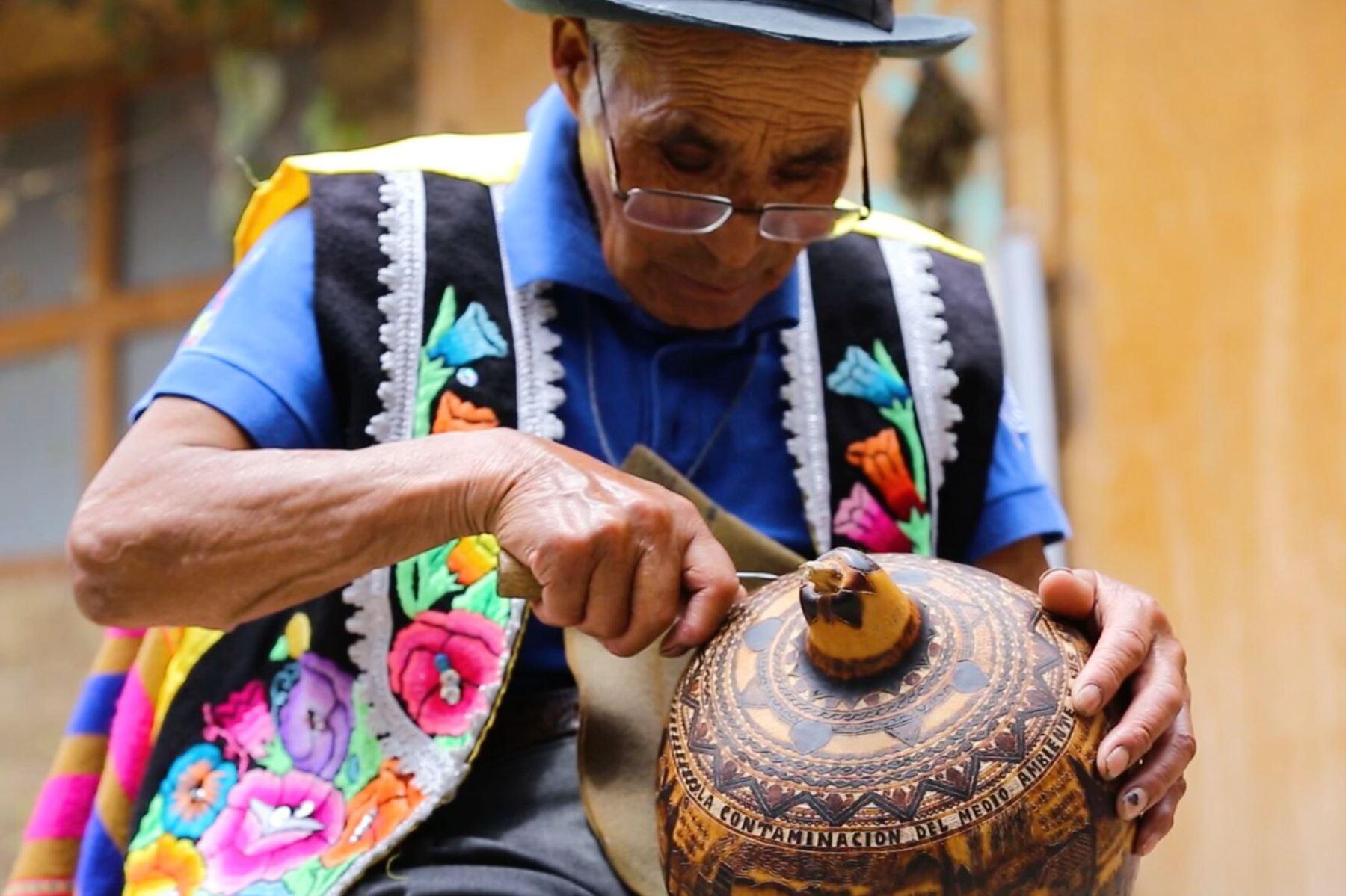 La feria De nuestras manos 2019 es organizada por el Mincetur y reunirá a los más destacados artesanos de todas las regiones del país.