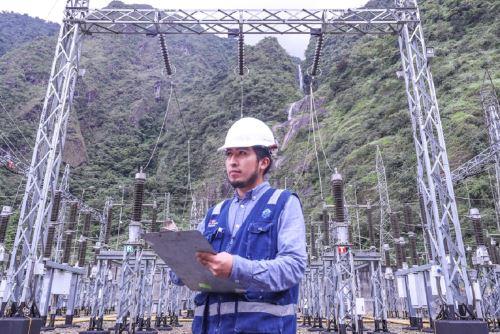 Distribución de energía eléctrica. Foto: Cortesía.