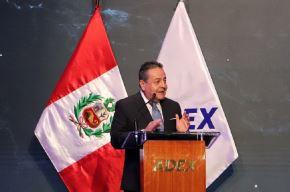 Presidente de Adex, Alfonso Velásquez. Foto: Cortesía.