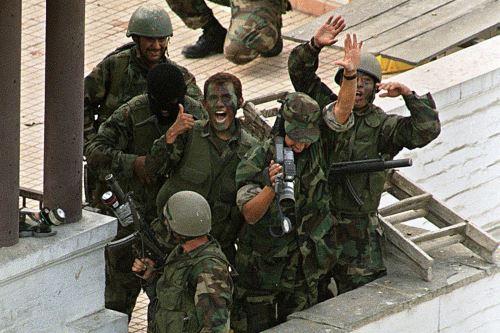 Operación Chavín de Huántar, la gesta militar que permitió el rescate de 72 rehenes