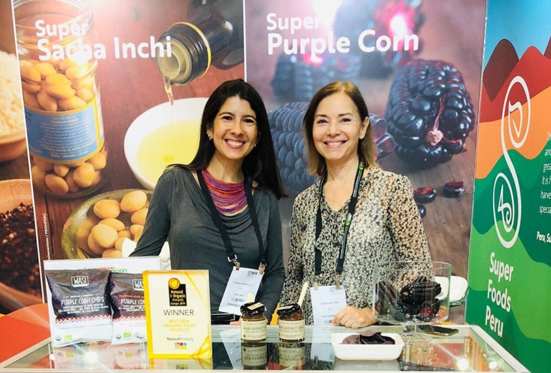 """Producto peruano """"Extensión de la selva tropical"""" gana concurso en Londres. Foto: Cortesía."""