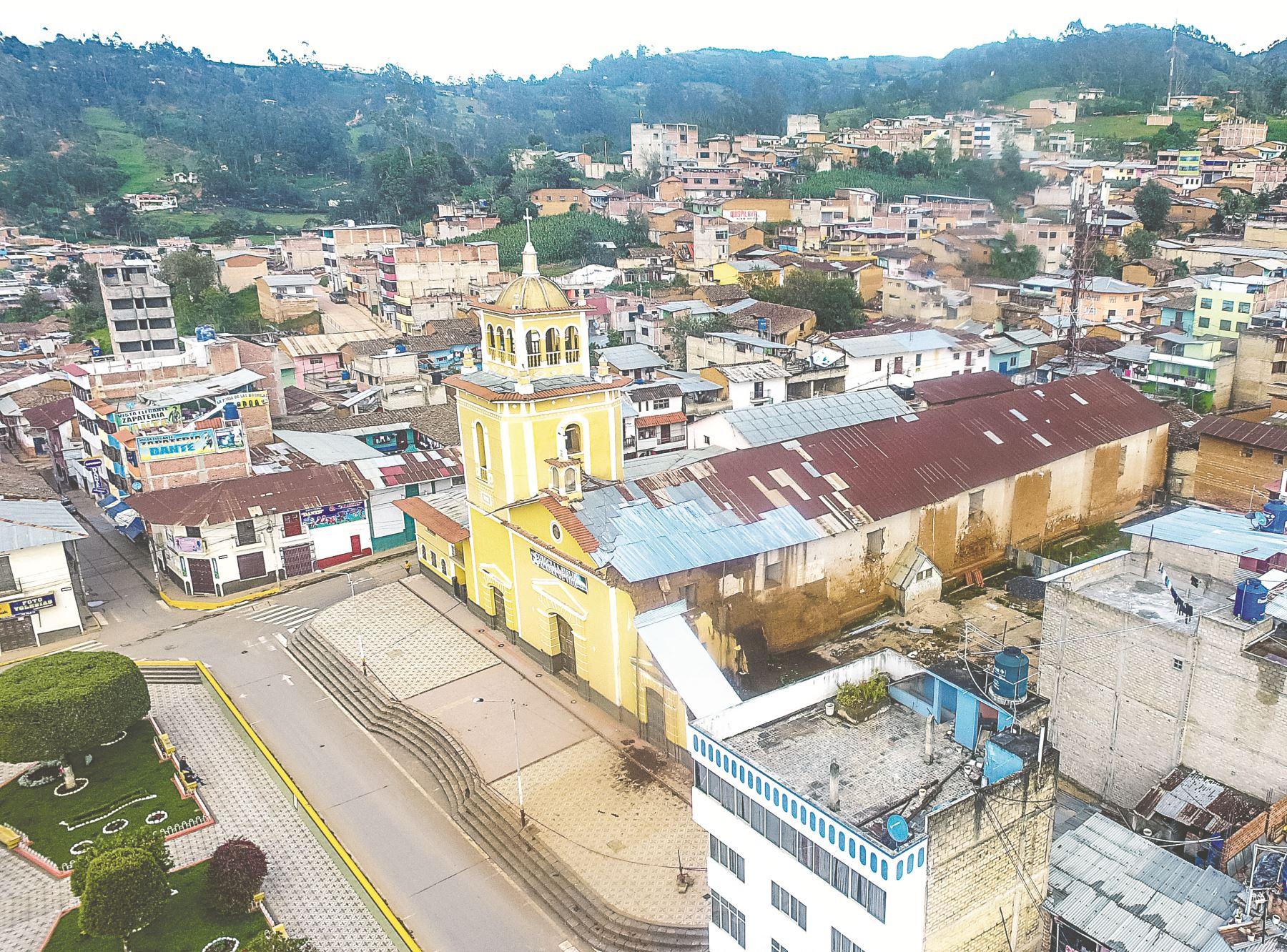 Iglesia Matriz de Cutervo