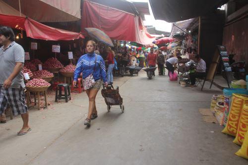 Este es el nuevo horario de atención en los mercados de Loreto, Piura, La Libertad, Lambayeque y Tumbes. ANDINA