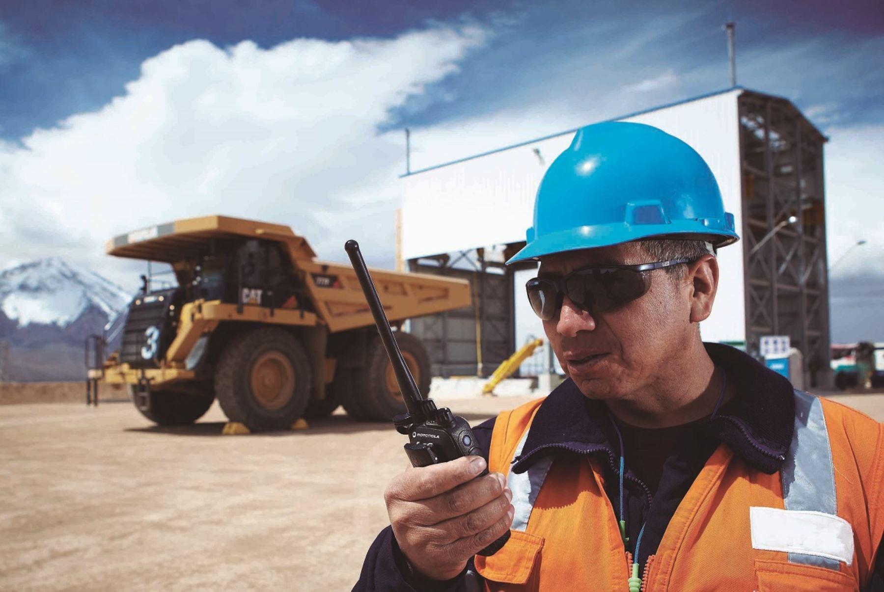 Inversión minera. Foto: Cortesía.