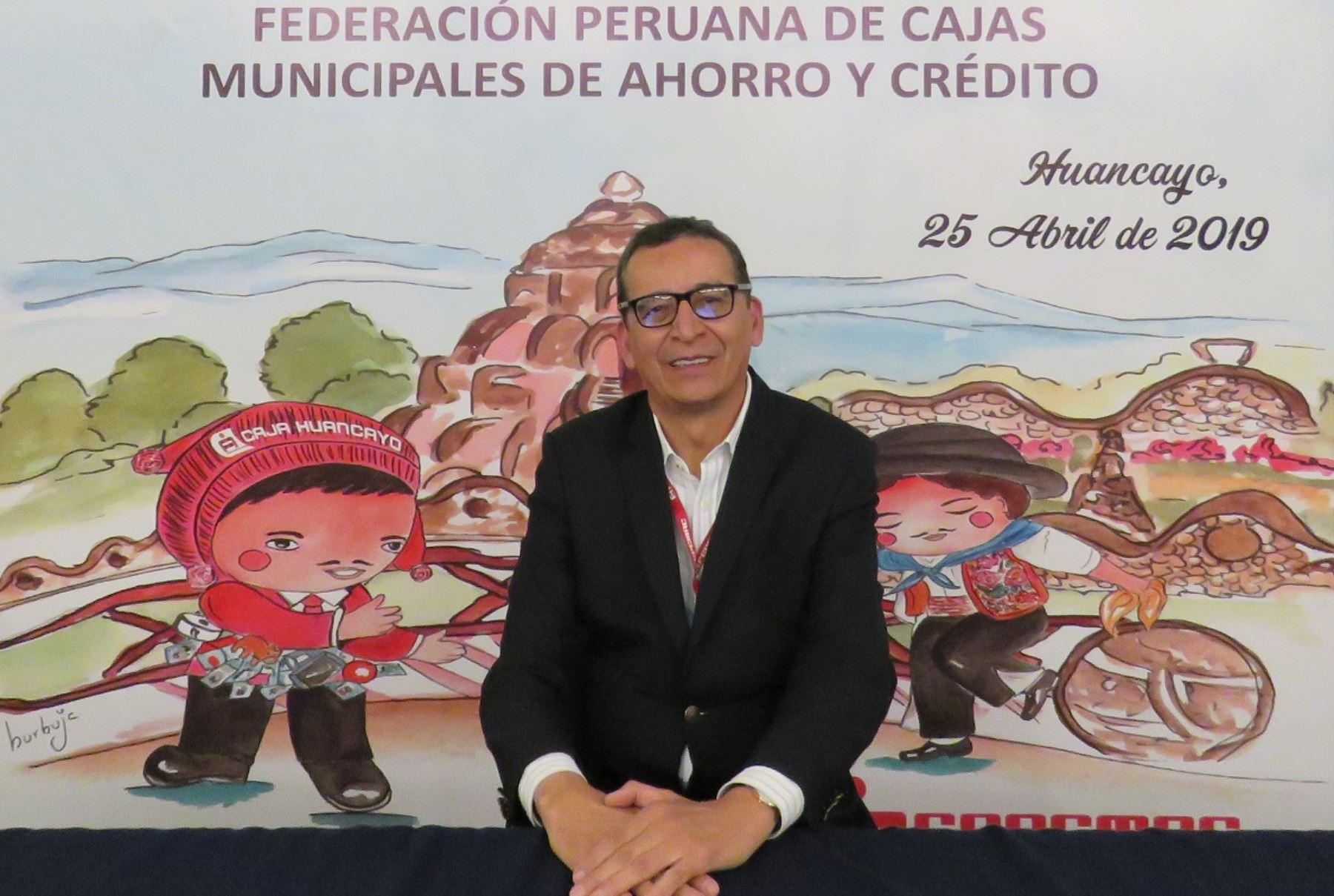 Presidente de la FEPCMAC, Fernando Ruiz Caro. Foto. Cortesía.