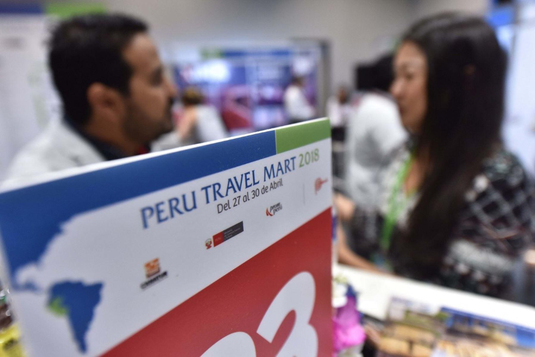 en el marco de la 26 edición del Perú Travel Mart (PTM) 2019, la principal bolsa de negociación turística del país, organizada por Canatur y Promperú, que se realizará del 17 al 20 de mayo,
