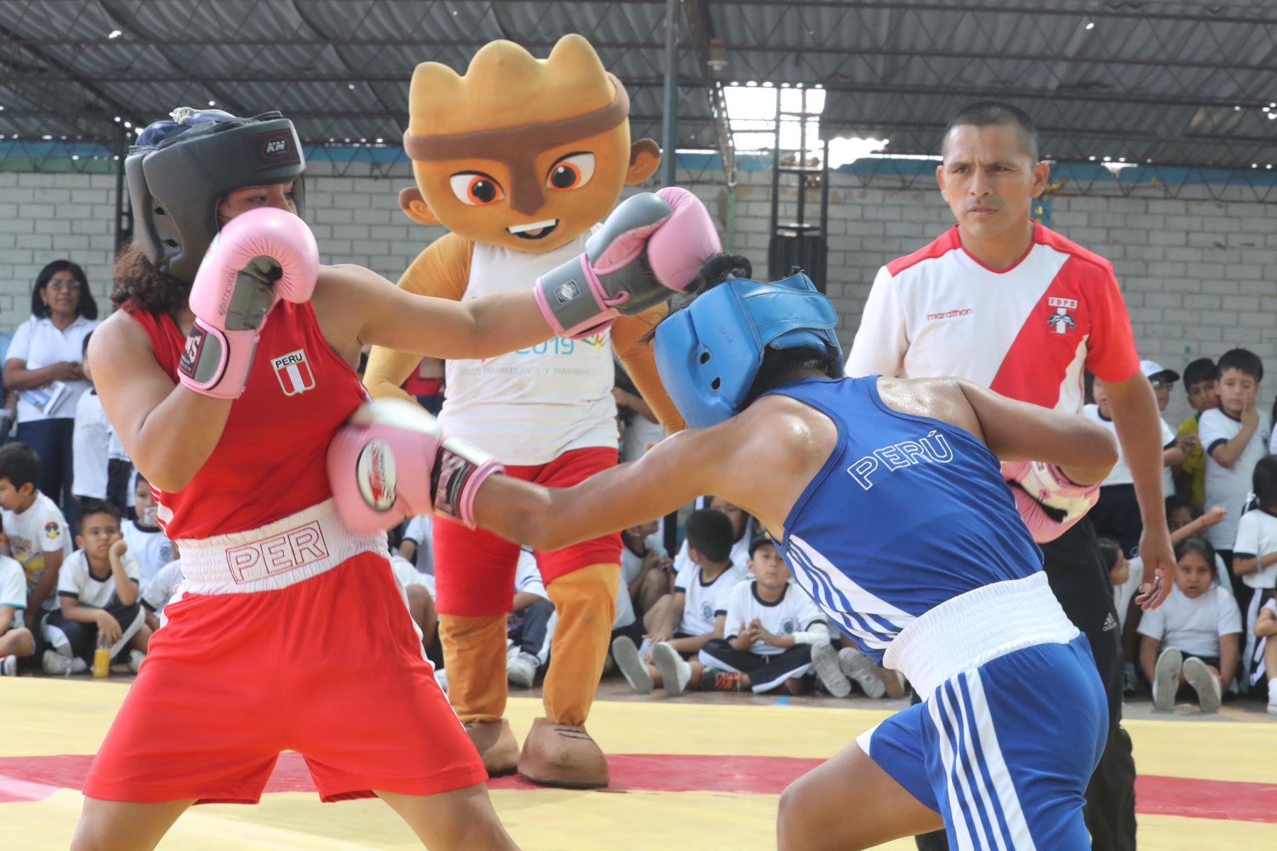 Foto: ANDINA/Juan Carlos Guzmán