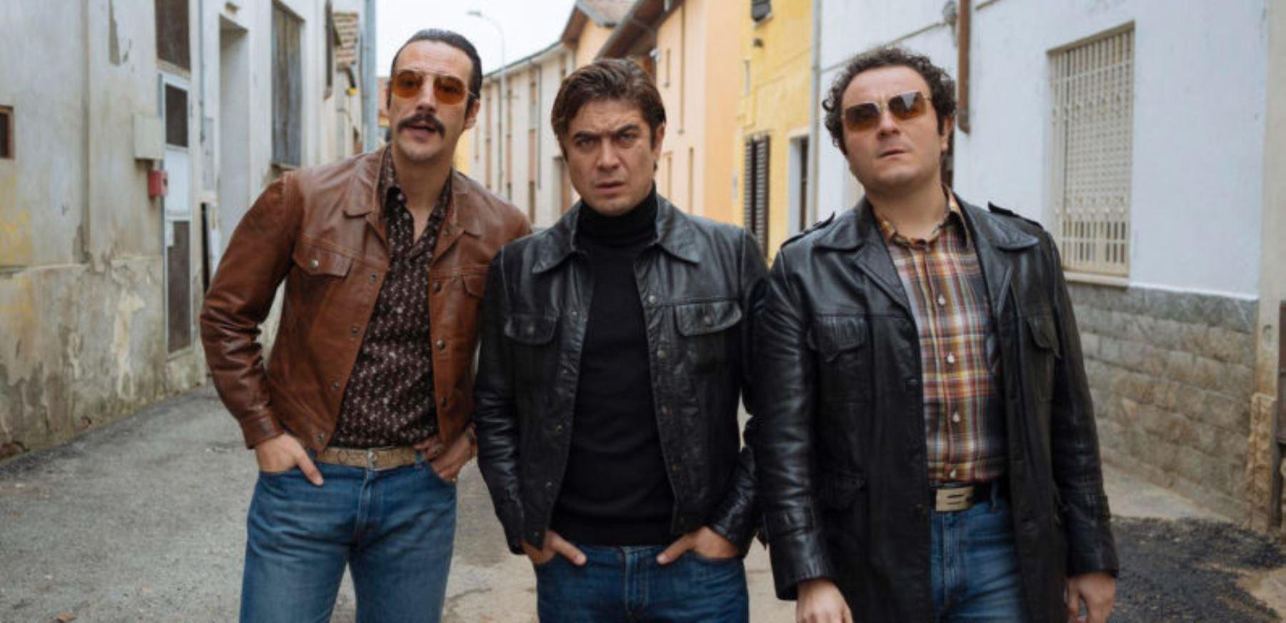Escena de la película italiana Los Despiadados