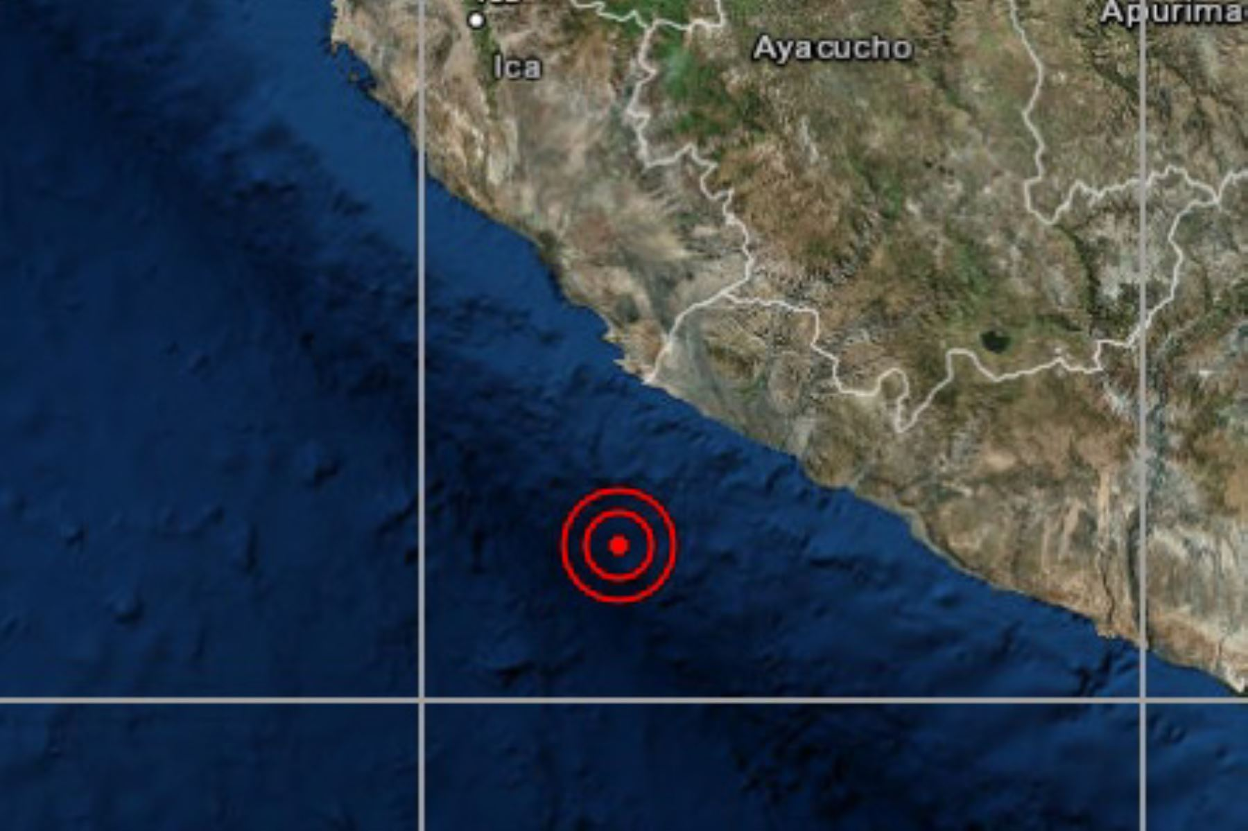 Esta noche se registró un movimiento telúrico de magnitud 3.7 en la ciudad sureña de Caravelí, región Arequipa, informó el IGP. Foto: ANDINA/Difusión
