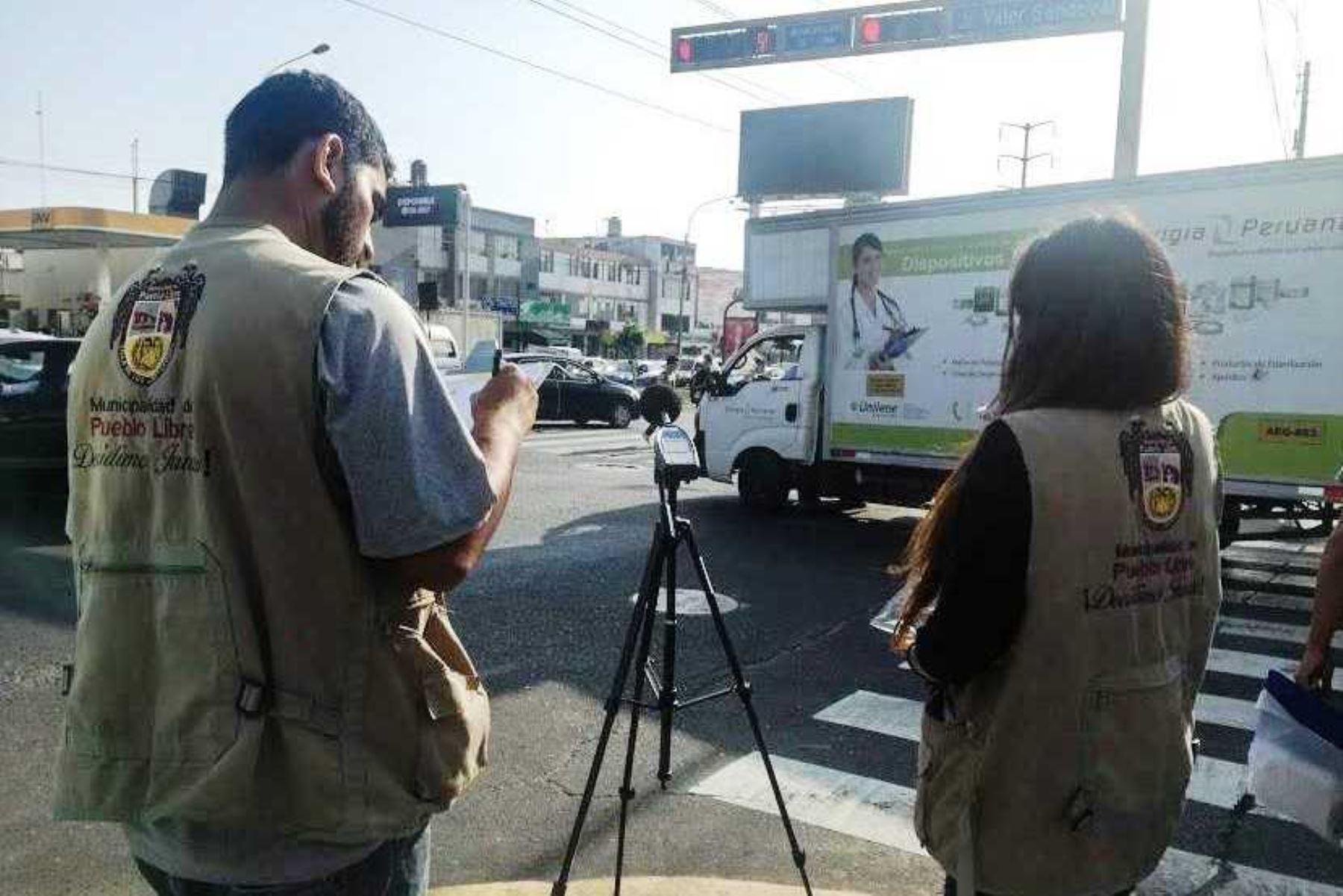 Pueblo Libre pone en marcha control de ruidos molestos. Foto: ANDINA/Difusión.