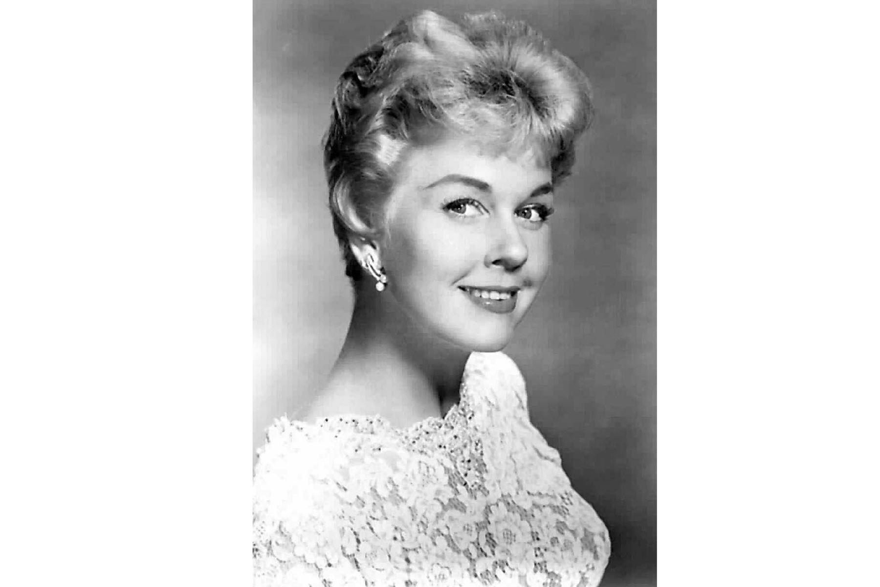 Doris Day. AFP