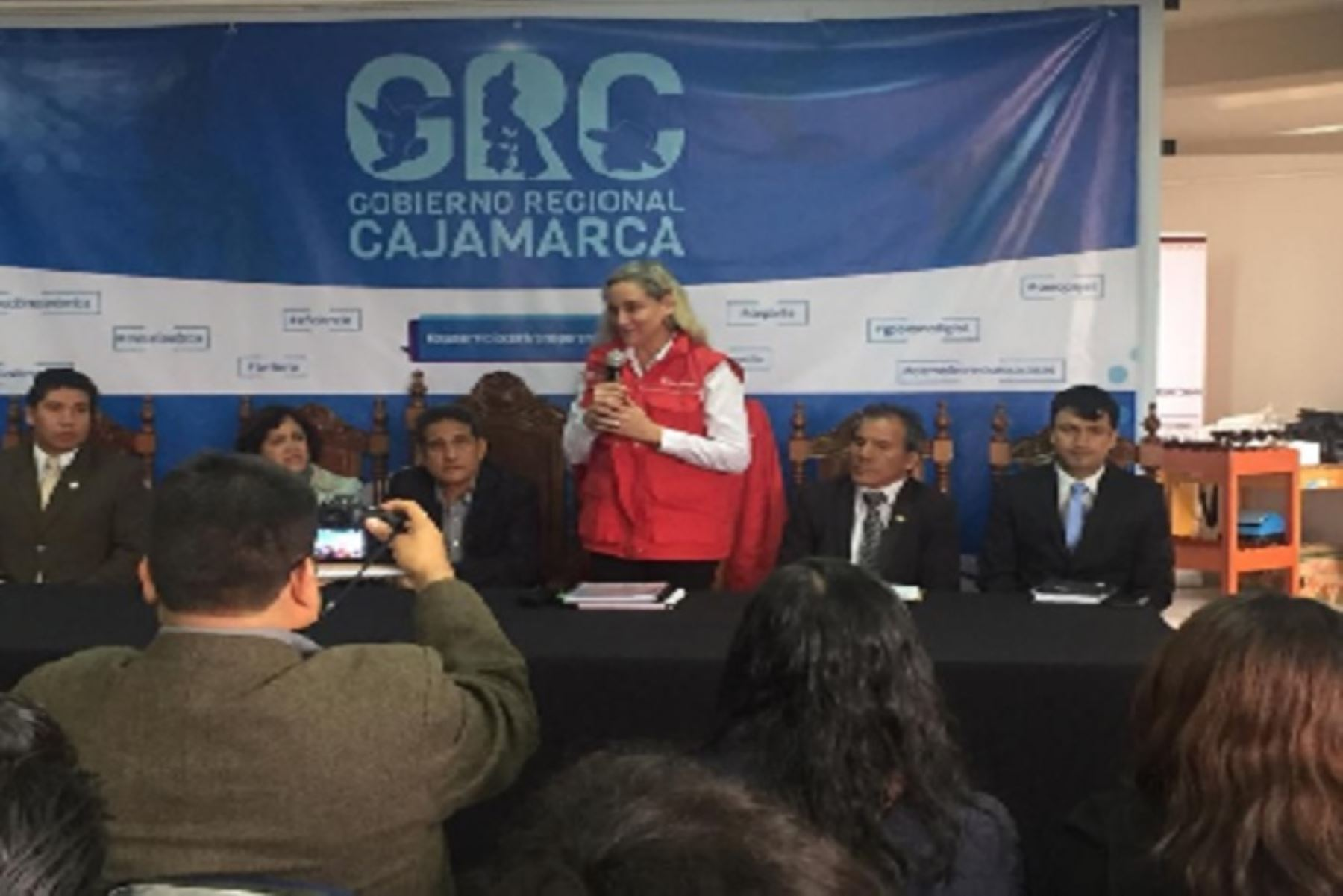 El Ministerio de Trabajo continuará recorriendo el país en la lucha contra la informalidad, a fin de reducirla y lograr que más peruanos puedan acceder a un trabajo digno y con respeto a sus derechos laborales, sostuvo desde Cajamarca, la viceministra de Trabajo, Ana María Risi.